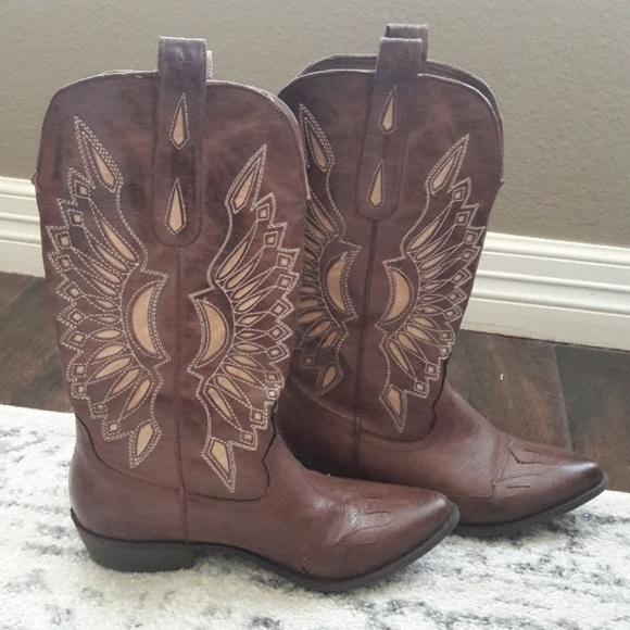 39e13473140b Coconuts by Matisse Shoes | Cowgirl Boots | Poshmark